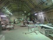 Сдам теплый склад, производство 900м2, 1 этаж - Фото 3
