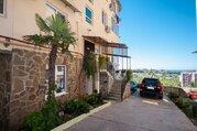 Продаётся квартира площадью 40,6 кв.м. на 3/6-эт. Вид из окна на море .