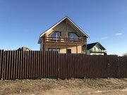 Комлево / Боровск 2хэтажный зимний дом 130м2 на 10 сотках земли - Фото 3