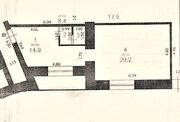 Сдаётся офис, 47кв.м (2 помещения) на ул. Нижне-Печёрская,6 - Фото 5