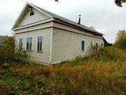 Рубленный дом недалеко от озера - 89 км от МКАД