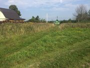 Участок в деревне Теряево - Фото 5