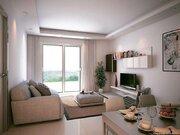 Продажа квартиры, Аланья, Анталья, Купить квартиру Аланья, Турция по недорогой цене, ID объекта - 313140496 - Фото 1