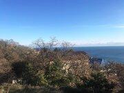 Продажа земельного участка в Алупке с видом на море и горы.