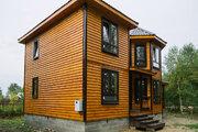 Новый зимний дом у реки - Фото 5