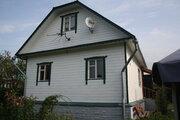 Дом из бруса в СНТ Ландыш