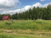 Отличный участок под застройку, недалеко от Рязани.