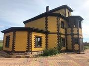 Каменный дом 220 кв.м, д. Богдановка Чеховский р-н. Недорого. - Фото 1