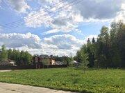 Земельный участок 22,5 сотки в коттеджном поселке . - Фото 4