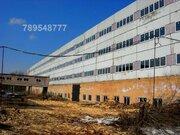 Продажа складов в Щелковском районе
