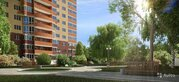 Однокомнатная квартира в новостройке с видом на лес., Купить квартиру в новостройке от застройщика в Подольске, ID объекта - 313366663 - Фото 5