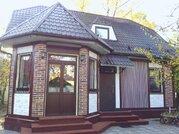 Кирпичный дом с баней в черте города Одинцово