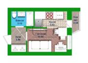 Квартира в Зеленой роще по специальной цене - Фото 1