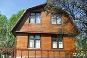 Продаётся двухэтажная дача 140 кв.м, участок 6 соток, СНТ Нара-2