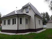 Брусовой дом д. Ратьково