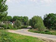 Участок 10 соток в деревне, тихом месте с панорамным видом. - Фото 5