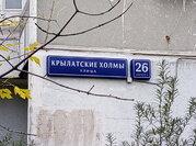 2к квартира 52кв.м, 13/22эт. на ул.Крылатские Холмы д26к3 - Фото 2