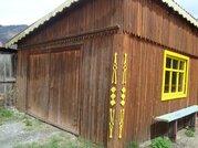 2 360 000 Руб., Продам деревянный одноэтажный дом из бруса в с. Усть-Кокса, Продажа домов и коттеджей Усть-Кокса, Усть-Коксинский район, ID объекта - 502677963 - Фото 13