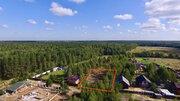 Участок 14 соток Крайний к лесу с. Строкино ИЖС - Фото 1