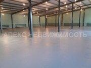 Аренда помещения пл. 700 м2 под производство, Красково Егорьевское .