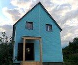 Купить дом из бруса в Ломоносовском районе д. Малое Карлино