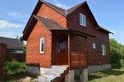 Уютный дом в СНТ близ г. Струнино