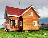 Жилой дом 111 кв.м. на 12,3 сотки ИЖС в д.Аленино