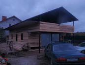 Продается незавершенный строительством дом