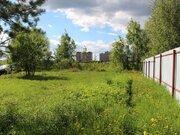 Земельный участок 12 соток для строительства дома в жилой деревне. . - Фото 1