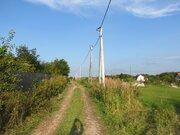 Продается земельный участок в жилой деревне Пешково Чеховский р-н - Фото 2