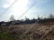 Пятницкое ш. 15 км от МКАД, Николо-Черкизово, Участок 7.9 сот.