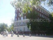 Продажа офиса пл. 231 м2 м. Беговая в бизнес-центре класса В в .