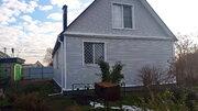 Каменный Дом 84кв.м.+Баня+Гараж на 12сот. п.Заокский, свет, газ, вода - Фото 3
