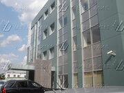 "Сдам офис 116 кв.м, БЦ класса B «Особняк ""На Барклая""»"