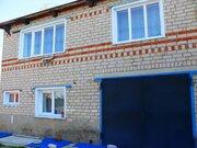 Двухэтажный дом с гаражом на 2 автом. в Чаплыгинском р-не Липецкой обл - Фото 5
