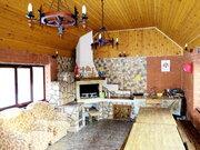 Коттедж 250 кв.м, 9 соток, ИЖС. Баня и супер беседка. Голицыно. 35 км - Фото 1