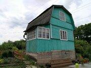 Участок 8,5 сотки с домиком СНТ зио-1 в центре Подольска - Фото 2