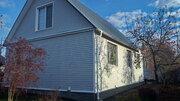 Каменный Дом 84кв.м.+Баня+Гараж на 12сот. п.Заокский, свет, газ, вода - Фото 5