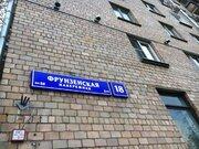 3-х комнатная квартира на Фрунзенской набережной, Купить квартиру в Москве по недорогой цене, ID объекта - 322539091 - Фото 4