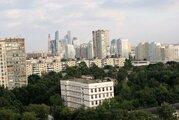 Просторная квартира с видами на Сити и живописный мост., Купить квартиру в Москве по недорогой цене, ID объекта - 321438067 - Фото 3