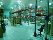 Аптечный склад 1007 кв.м, полностью под лицензию