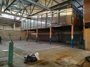 Производственно-складское помещение 1000 кв.м