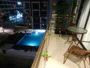 54 000 Руб., Апартаменты 2 комнаты для 3 человек. Пляж Джомтьен, Аренда квартир Паттайя, Таиланд, ID объекта - 300699911 - Фото 13