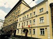 Аренда офиса, м. Новокузнецкая, Малый татарский улица