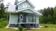 Дом 100 кв.м. в с. Аксиньино, Ступинского р-на на участке 20 соток - Фото 2