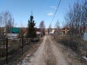 Земельный участок 10 соток в кп Колибри, д. Сафонтьево - Фото 4
