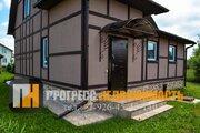 Дом 160 м 2 (пеноблок) участок 6 сот, с. Новохаритоново, Раменский р-н - Фото 2