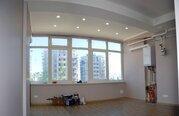 2-к.квартира в новом доме в Гурзуфе, бассейн