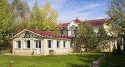 Новорижское ш. 35 км от МКАД, Красновидово, Коттедж 550 кв. м