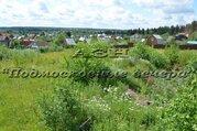 Новорижское ш. 63 км от МКАД, Алтыново, Участок 15 сот. - Фото 1